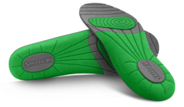 Arneplant insoles with Arneflex foam look after your joints thanks to studies on material densities